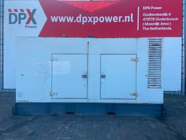 generator Cummins QSM11-G2 - 300 kVA (Damaged) - DPX-12147 2007