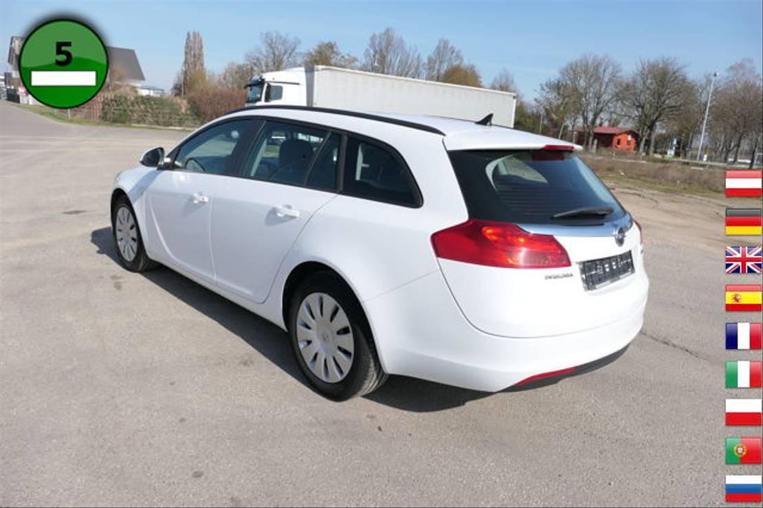 stationwagen Opel 06.2021 2.0 CDTI Sports Tourer Selection NAVI K 2012