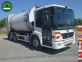 vuilniswagen vrachtwagen Mercedes-Benz 2629 Econic Faun Rotopress 520 KLIMA Zöller Lift 2011