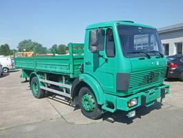 platform vrachtwagen Mercedes-Benz 1017 5t 4x2 1989