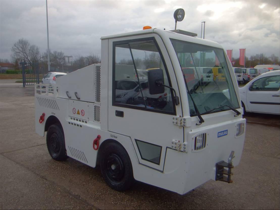 vorkheftruck Diversen andere Mulag COMET 4H Hybridschlepper SFZ 2007