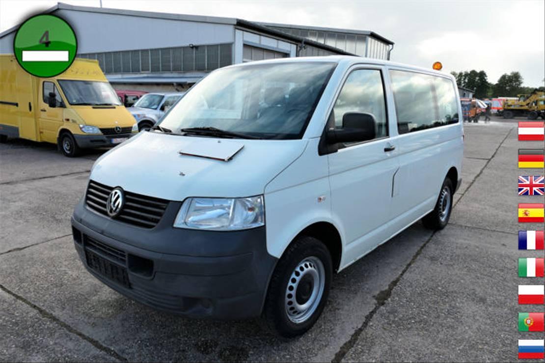 stationwagen Volkswagen T5 1.9 TDI KLIMA 9-Sitzer 2020