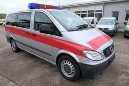 overige personenwagens Mercedes-Benz Vito 111 CDI Lang Automatik KLIMA AHK 6-Sitzer 2004