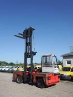 zijlader heftruck Kalmar DSA 60/12/45 T 32 SFZ 1999