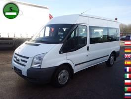 gesloten bestelwagen Ford Transit FT 300 M 2.2 CDTI Trend - KLIMA - 6-Sitz 2012