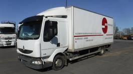 bakwagen vrachtwagen Renault Midlum 190 DXI 2005