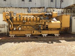 Motor auto onderdeel Caterpillar 3516B MARINE GENERATOR USED