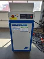 compressor Grassair S30.10 11 kW 1500 L / min 10 Bar Silent Elektrische Schroefcompressor 1996