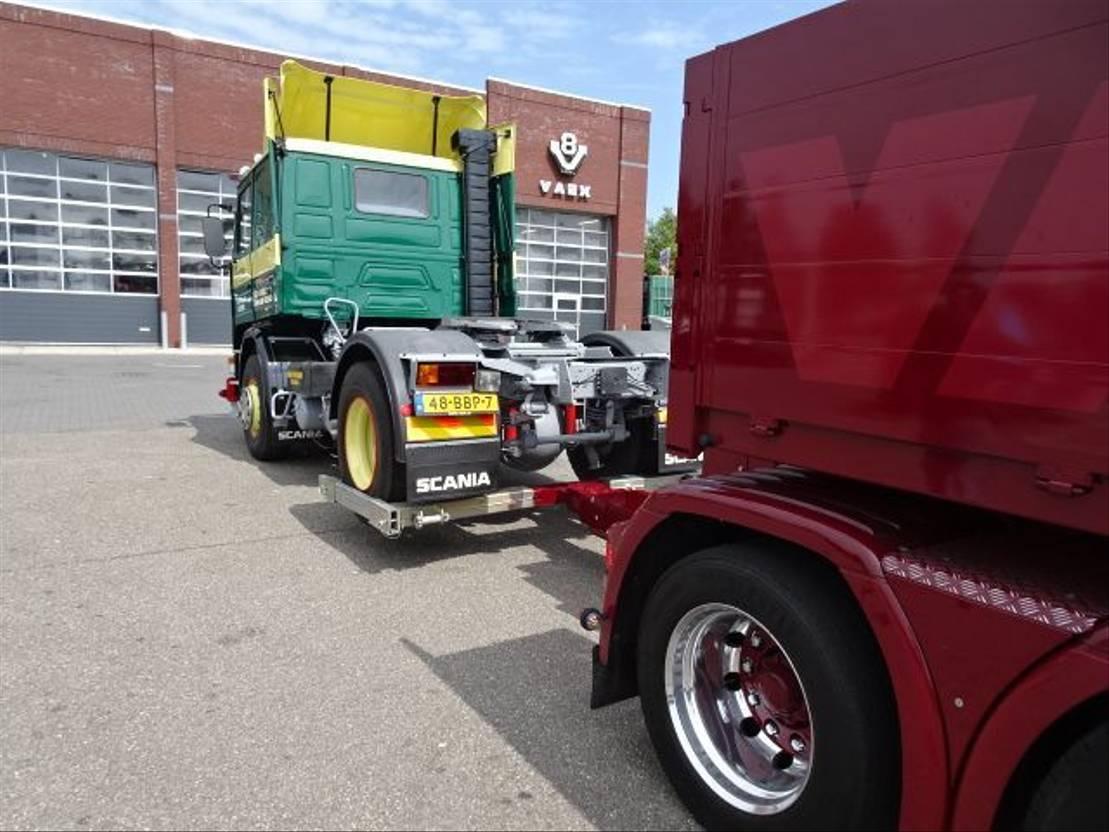 takelwagen-bergingswagen-vrachtwagen Diversen Lift True Tilt - 11.000 KG lift - 20.000 kg pull - remote control 2019