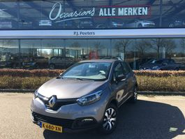 suv wagen Renault Captur 0.9 TCe Authentique (airco - cruise control - radio/cd/mp3 - electr. ram... 2015