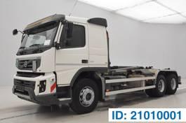 containersysteem vrachtwagen Volvo FMX 410 - 6x4 2012