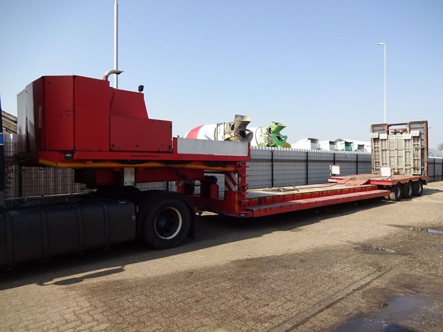 Nooteboom - Hydraulic Bed + Neck - 2x Extandable till 27,7 M. - 3x PowerSteering 1