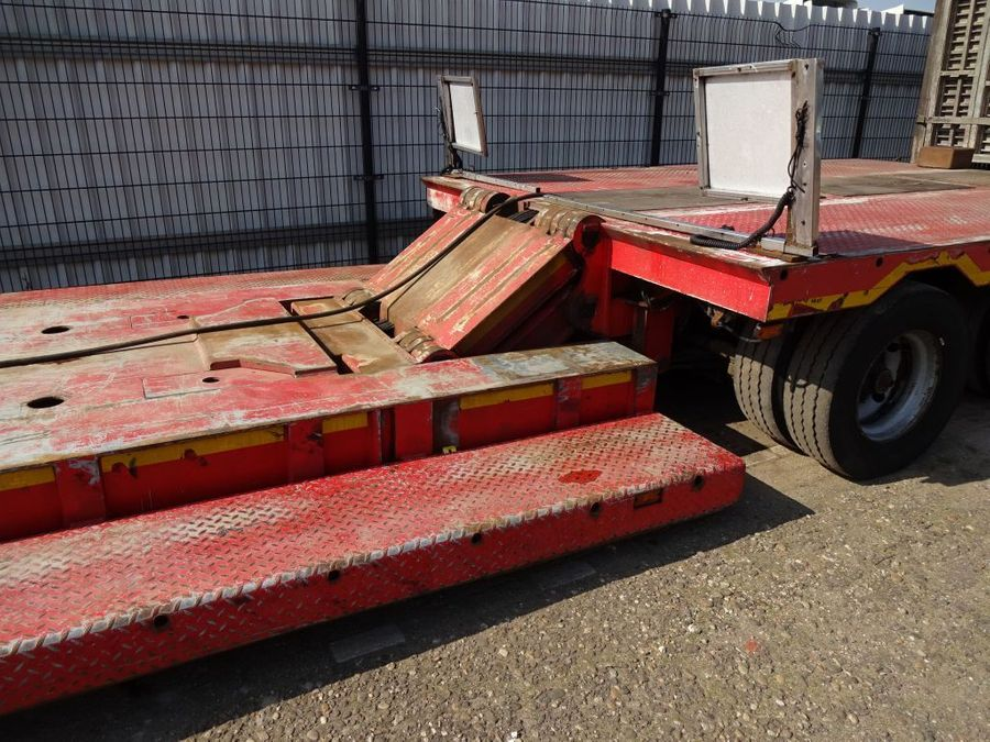 Nooteboom - Hydraulic Bed + Neck - 2x Extandable till 27,7 M. - 3x PowerSteering 5