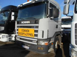 standaard trekker Scania 124L 2004