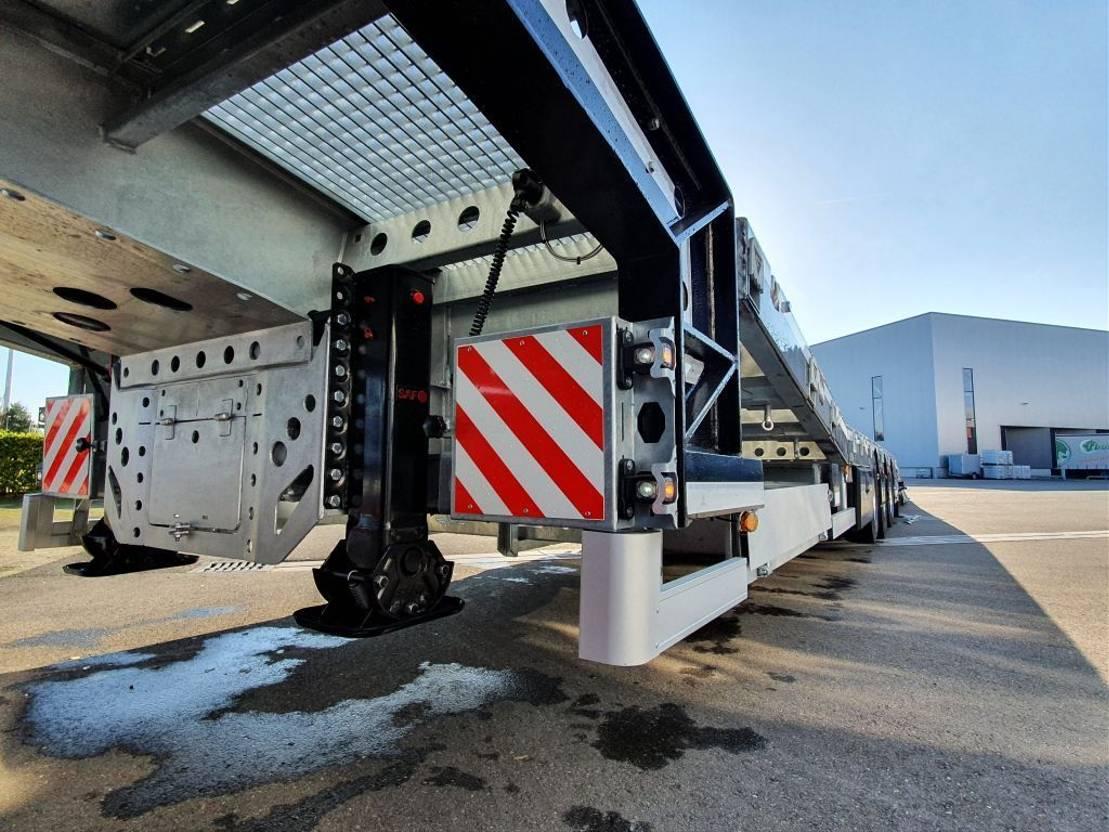 semi dieplader oplegger VEGA Trailer VEGA TRAILER 3 axle semi-dieplader 2021