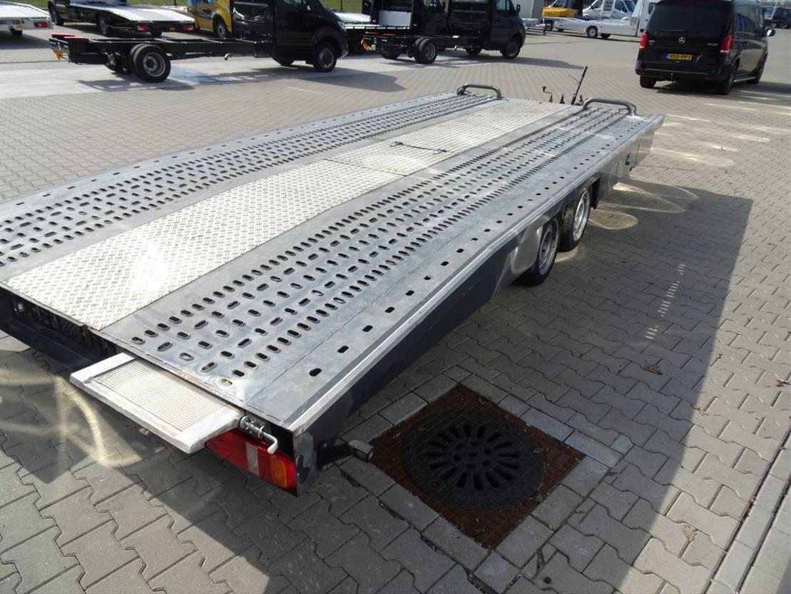 autotransporter aanhangwagen Tijhof TA35-ANN Auto-ambulance 2017