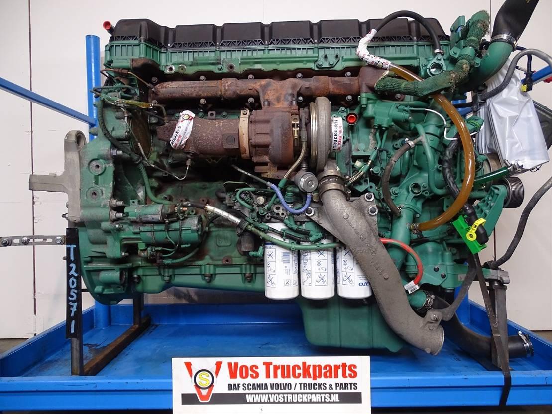 Motor vrachtwagen onderdeel Volvo D13K-460 EU6 VEB+ 2014