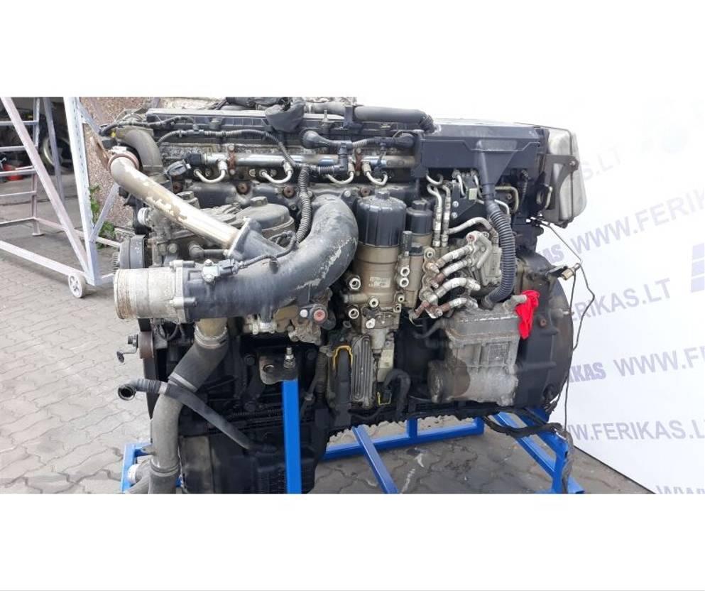 Motor vrachtwagen onderdeel Mercedes-Benz MB Actros MP4 engine 2016