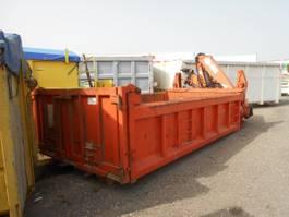 container systeem equipment onderdeel benne ampliroll + grue 2000