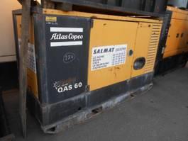 generator Atlas Copco QAS60 2006
