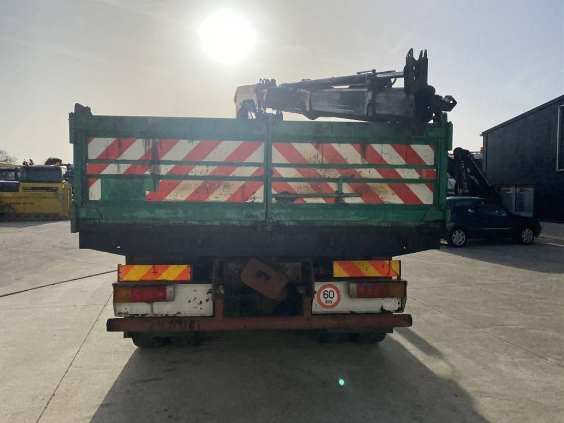 kipper vrachtwagen > 7.5 t Renault 340 KIPPER+KRAAN EURO 2
