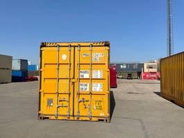 hard top zeecontainer Vernooy verhoogde 20ft Palletwide Zeecontainer 126119