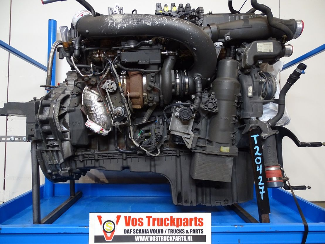 Motor vrachtwagen onderdeel DAF MX11-271 H1 2013