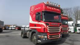 standaard trekker Scania R620-V8 Topline (Retarder,hydraulik) 2012