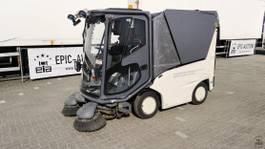 Veegmachine vrachtwagen Tennant 500ze 2014