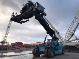 reachstacker Kalmar DRF 450-70 S5 2014