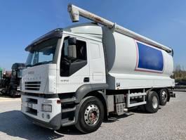 silo vrachtwagen Iveco Stralis 430 Stralis A260S43 ARPO 31cbm 2003
