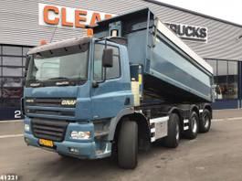 kipper vrachtwagen > 7.5 t Ginaf X 4243 TS 8x4 24m3 kipper 2006