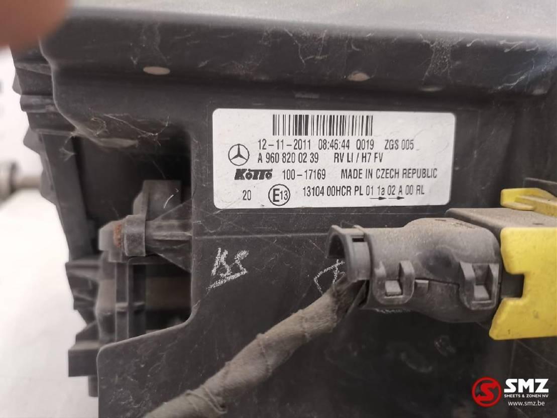 Koplamp vrachtwagen onderdeel Mercedes-Benz Occ Koplamp links Actros MP4/MP5