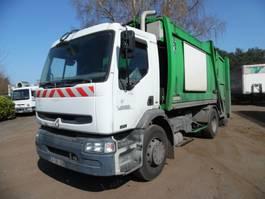 vuilniswagen vrachtwagen Renault Premium 270 vuilkar 2001