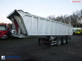 kipper oplegger General Trailers Tipper trailer alu 25.5 m3 2001