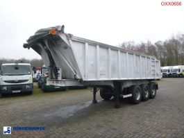 kipper oplegger General Trailers Tipper trailer alu 25 m3 2001