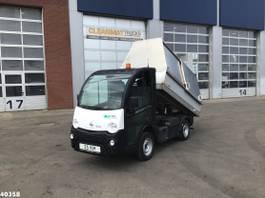 kipper vrachtwagen > 7.5 t Mega E-worker Electrische Veegvuilkipper! 2016