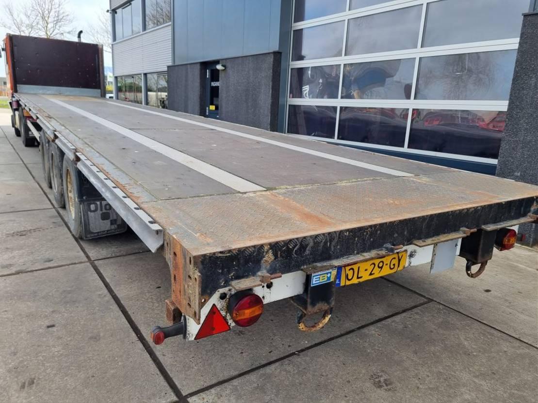 open laadbak oplegger LAG O-3-GT 50 2011