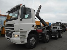 open laadbak vrachtwagen DAF CF85 2002