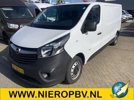 gesloten bestelwagen Opel vivaro l2 airco 2015