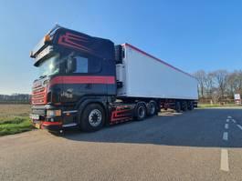 standaard trekker Scania R480 2013