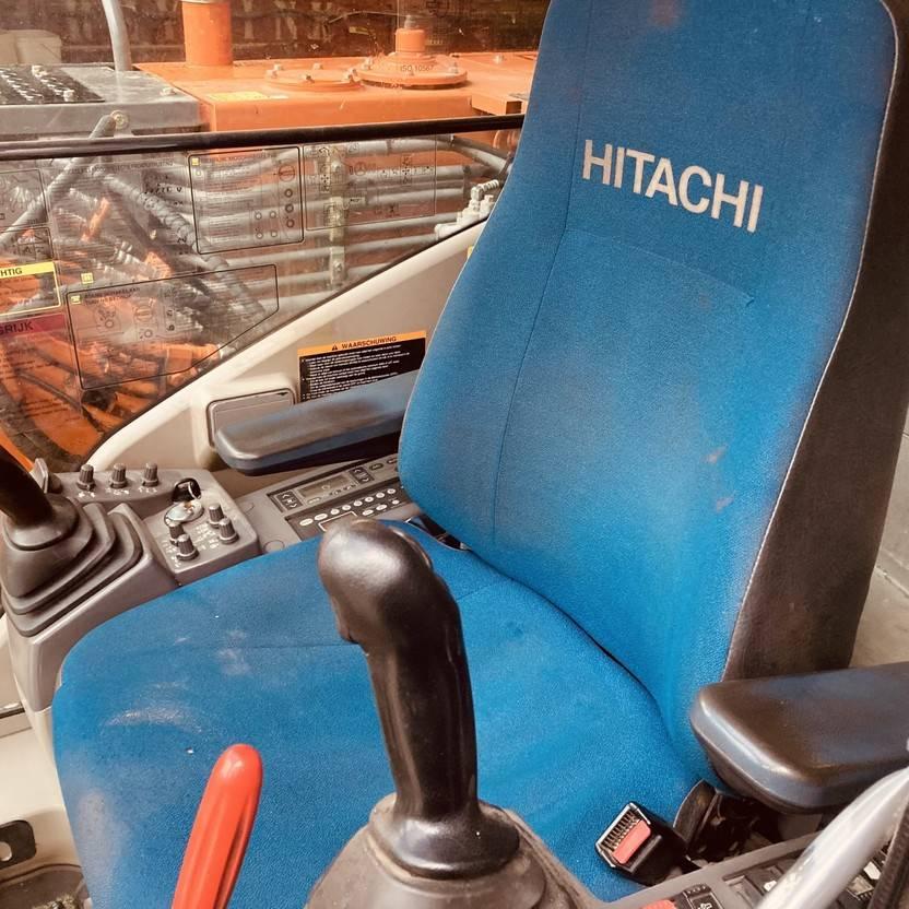 wieldumper Hitachi ZX140W 2013