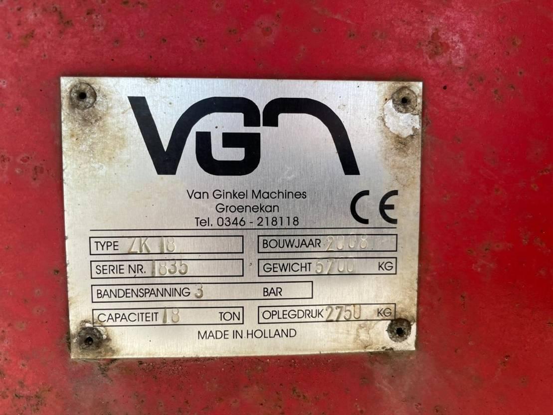 wieldumper VGM ZK18 2008
