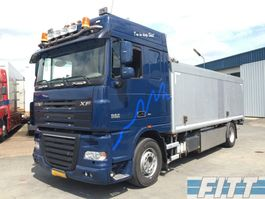 bandlosser vrachtwagen DAF XF 105.410 FA XF105/410 ZF16, Retarder, WalkingFloor 2009