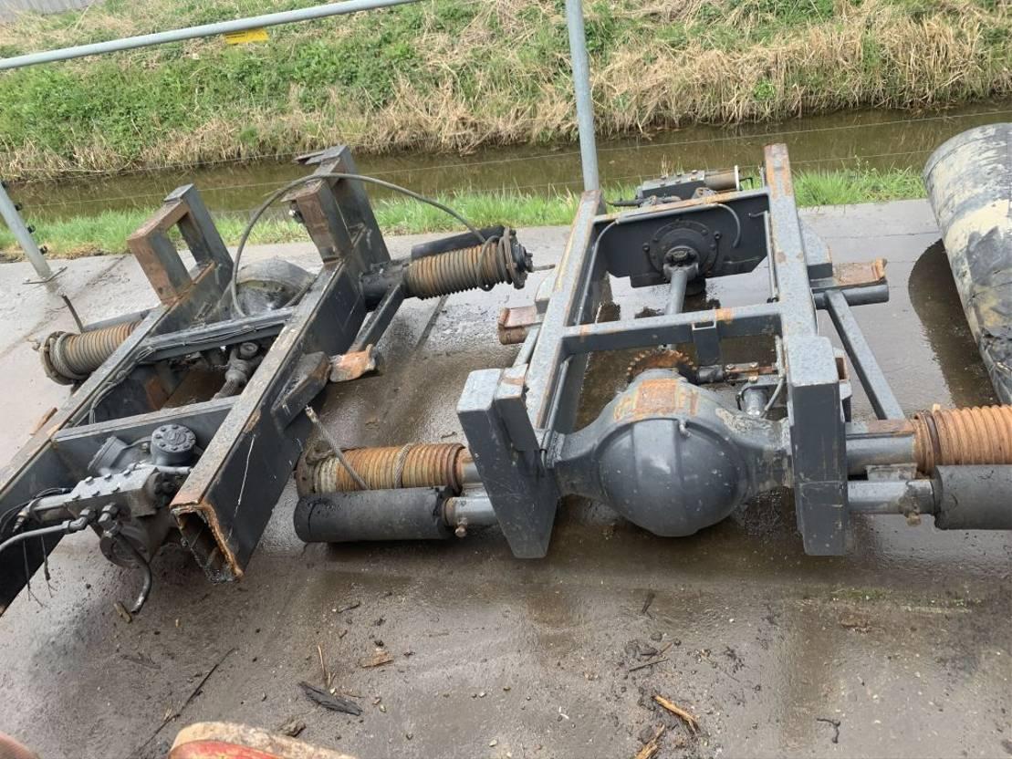Opbouw vrachtwagen onderdeel Diversen NCH voorkant Cardan Liersysteem kabelsysteem 2008