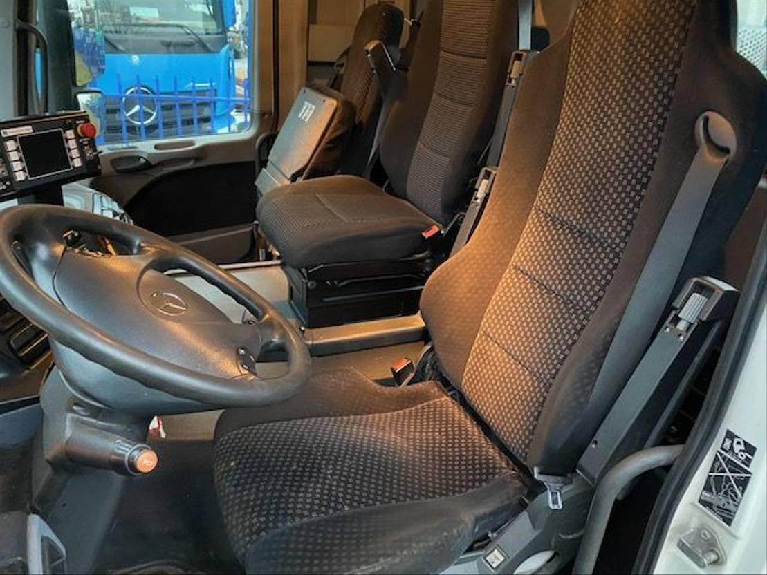 chassis cabine vrachtwagen Mercedes-Benz Actros 2632 2632 2013