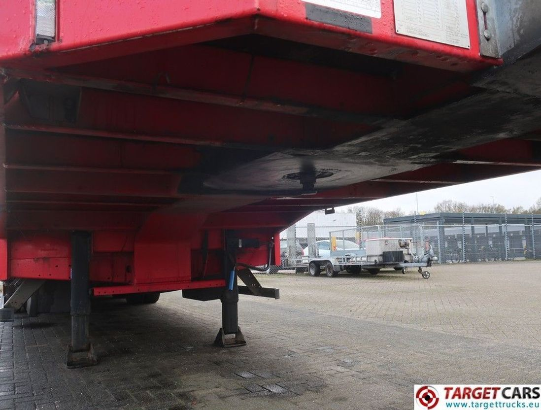 semi dieplader oplegger Nooteboom OSDS-41-03 Semi LowLoader trailer w/Hydraulic ramps of 400cm 2013