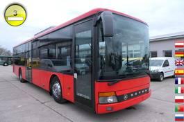 stadsbus Setra 04.2021 EVOBUS S315 NF MATRIX STANDHEIZUNG 2001