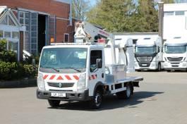 hoogwerker bedrijfswagen Renault Maxity Bühne Versalift 10m/2 Per.Korb 200kg/683h 2012