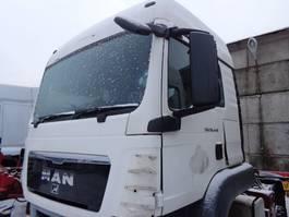 cabine - cabinedeel vrachtwagen onderdeel MAN TGS good condition cab ( EUROPE DELIVERY ) 2011